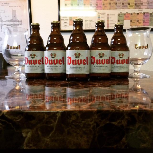Duvel Belgian Golden Strong Ale